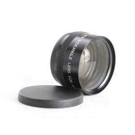 Y.I.C. Weitwinkelvorsatz AF35M Aux. Wideangle Lens (238402)