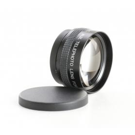 Y.I.C. Weitwinkelvorsatz AF35M Aux. Wideangle Lens (238403)