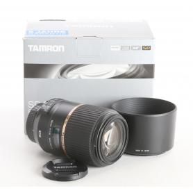 Tamron SP 2,8/90 Makro DI VC USD NI/AF D (238446)