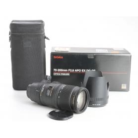 Sigma EX 2,8/70-200 APO DG OS C/EF (238449)