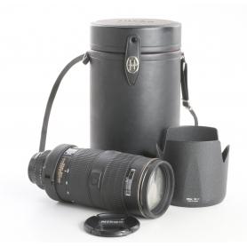 Nikon AF-S 2,8/80-200 IF ED D (238455)