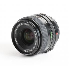 Canon FD 2,8/28 (238479)