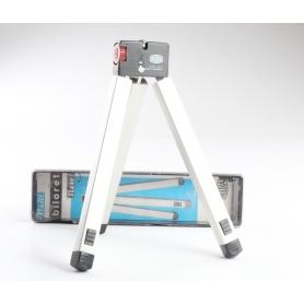 Bilora 4017 Kamerastativ Dreibein 20cm (238524)