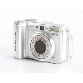 Canon Powershot A630 (238537)