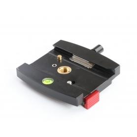 Mengs Schnellwechselplatte Stativplatte ca 9x8 cm (238506)