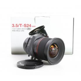 Samyang TS-E 24 3.5 Tilt-Shift für Sony E-Mount (238639)