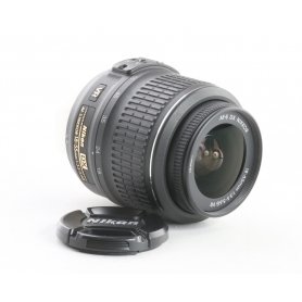 Nikon AF-S 3,5-5,6/18-55 G ED VR DX (238654)