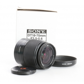 Sony DT 3,5-5,6/18-70 (238640)