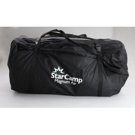 StarCamp by Dorema Magnum Air KT 260 Vorzelt aufblasbar 260x240cm Wohnwagen Camping anthrazit grau (238688)