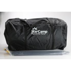 StarCamp by Dorema Magnum Air Force 390 Vorzelt Camping Wohnwagen Wohnmobil 390x280cm grau (238697)