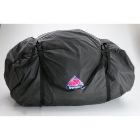 Dorema Futura 440 Air All Season Vorzelt 440x250cm Camping Wohnwagen grau (238698)