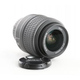 Nikon AF-S 3,5-5,6/18-55 G ED VR DX (238723)