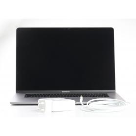 Apple MacBook Pro 15,4 Notebook Intel Core i7-8750H 2,2GHz 16GB RAM 256GB SSD space grau (238674)