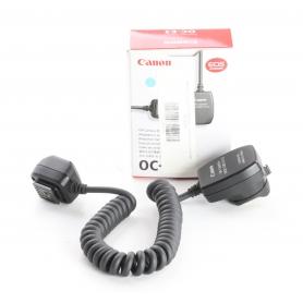 Canon Externes TTL-Blitzkabel OC-E3 (238779)