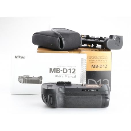 Nikon Hochformatgriff MB-D12 D800 (238810)