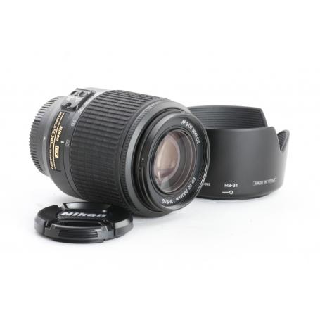 Nikon AF-S 4,0-5,6/55-200 G ED DX (238826)