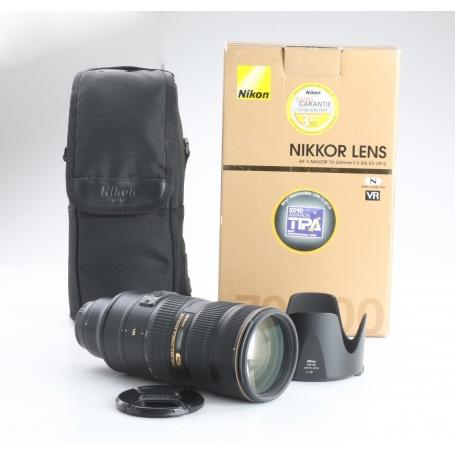 Nikon AF-S 2,8/70-200 G IF ED VR II (238839)