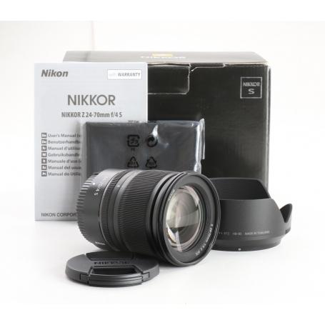 Nikon NIKKOR Z 4,0/24-70 S (238856)