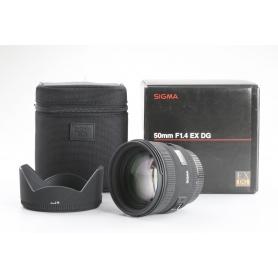Sigma EX 1,4/50 DG HSM C/EF (238859)