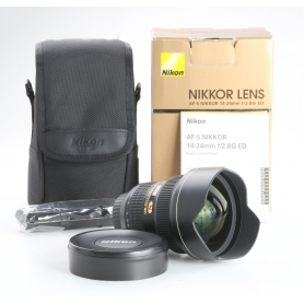Nikon AF-S 2,8/14-24 G ED (238871)