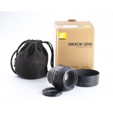 Nikon AF-S 1,4/50 G (238872)