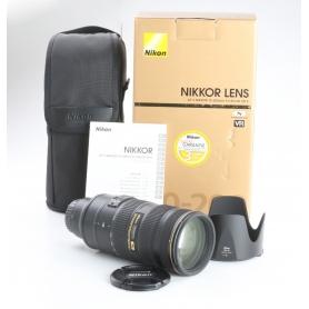 Nikon AF-S 2,8/70-200 G IF ED VR II (238873)