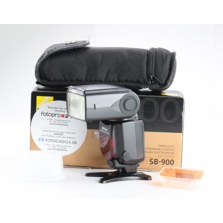 Nikon Speedlight SB-900 (238877)