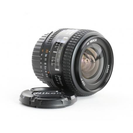 Nikon AF 2,8/24 D (238883)