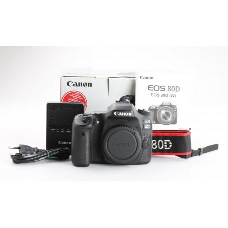 Canon EOS 80D (238885)