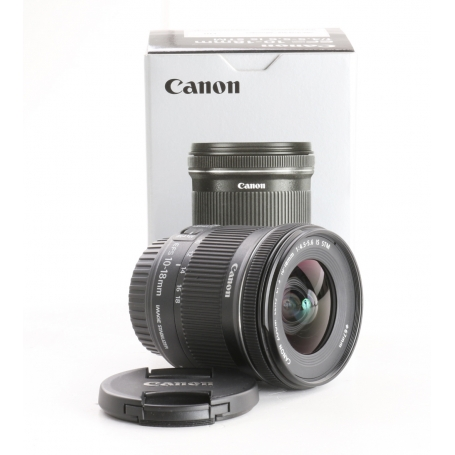 Canon EF-S 4,5-5,6/10-18 IS STM (238886)