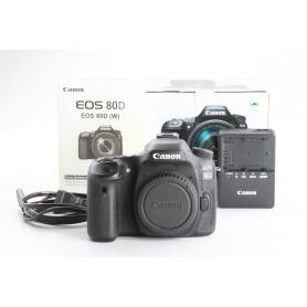 Canon EOS 80D (238879)