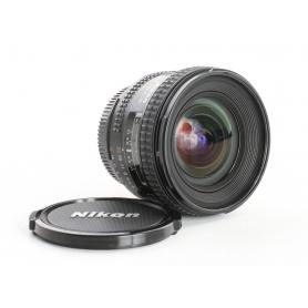 Nikon AF 2,8/20 D (238918)