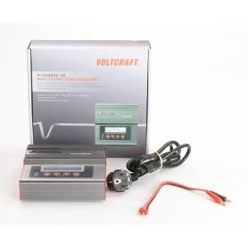 VOLTCRAFT V-Charge 50 Modellbau-Multifunktionsladegerät 12V 230V 7A (238794)