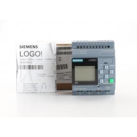 Siemens LOGO! 6ED1052-1MD08-0BA0 SPS-Steuerungsmodul Zeitschaltuhr 12V/DC 24V/DC (238796)