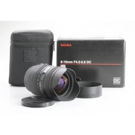 Sigma EX 4,5-5,6/8-16 DC HSM C/EF (238939)