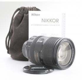 Nikon AF-S 3,5-6,3/18-300 G DX ED VR (238944)