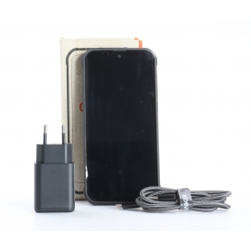 Gigaset GX290 6,1 Outdoor Smartphone Handy 32GB 13MP HD-Display Dual-SIM Android schwarz orange (238710)