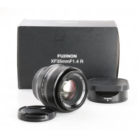 Fuji Fujinon Super EBC XF 1,4/35 R (239037)