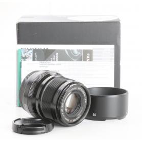 Fujifilm Fujinon XF 2,0/50 Super EBC R WR Black (239038)