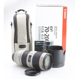 Canon EF 2,8/70-200 L IS USM II (239057)