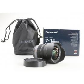 Panasonic Lumix G-Vario 4,0/7-14 ASPH. (237550)