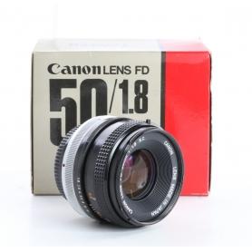 Canon FD 1,8/50 S.C. (238990)