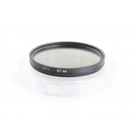 OEM CPL-Filter Polfilter E-67 (238973)