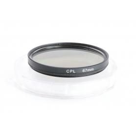 OEM CPL-Filter Polfilter E-67 (238974)