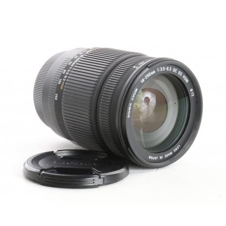 Sigma EX 3,5-6,3/18-250 DC OS HSM Makro C/EF (239107)