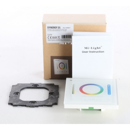 Mi-Light Wandpanel P3 Smart Panel Controller Synergy 21 LED Fernbedienung (239096)