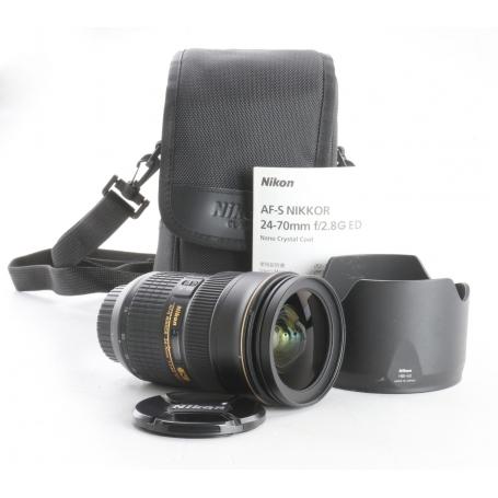 Nikon AF-S 2,8/24-70 G ED (239145)