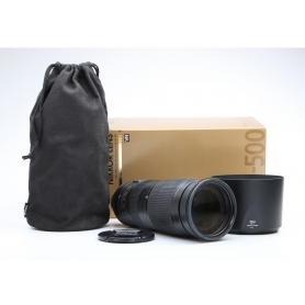 Nikon AF-S 5,6/200-500 G ED VR (219514)