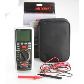 VOLTCRAFT ET-200 Isolationsmessgerät Isolationstester 50/100/250/500/1000V (239334)