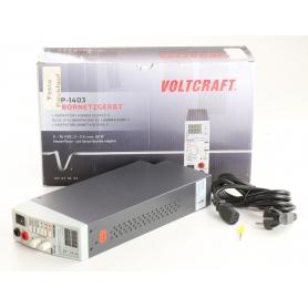 Voltcraft LSP-1403 Labornetzgerät Labornetzteil Schaltnetzteil 80 Watt Master-Slave-Funktion einstellbar (239336)